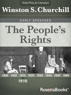 The People's Rights by Winston S. Churchill