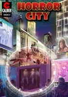 Horror City Vol.1 #3 by Mayern Brien