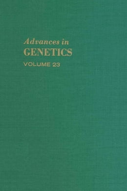 Book Advances in Genetics by Caspari, E.W.