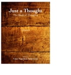 Just a Thought - The Book of Thoughts by Gino Napoleon Salaverria