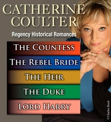 Catherine Coulter's Regency Historical Romances