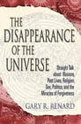 The Disappearance of the Universe Cover Image