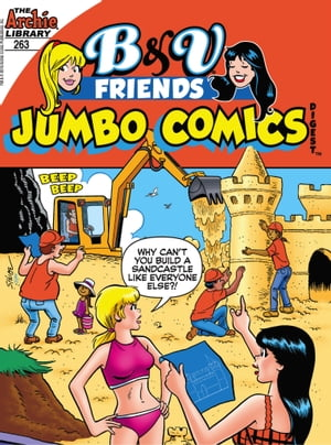 B&V Friends Double Digest #263 by Archie Superstars