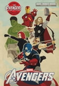 Phase One: Marvel's The Avengers 35619656-ac3c-4c06-85b2-7f1d17f46710