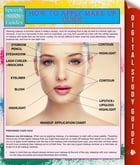 How To Apply Make Up Guide (Speedy Study Guide) by Speedy Publishing