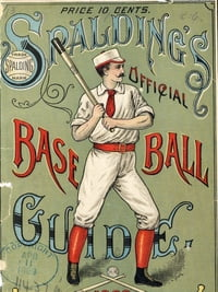 Spalding's Base Ball Guide and Official League Book for 1895