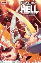Bill & Ted Go to Hell #3 by Brian Joines