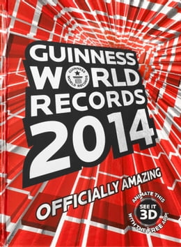 Book Guinness World Records 2014 by Guinness World Records