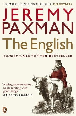 Book The English by Jeremy Paxman