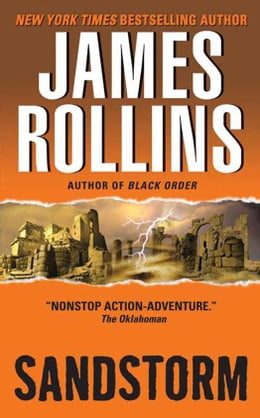 Book Sandstorm by James Rollins