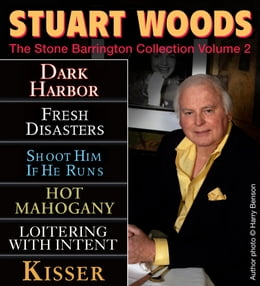 Book Stuart Woods The STONE BARRINGTON COLLECTION, VOLUME 2 by Stuart Woods