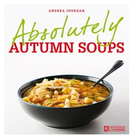 Book Absolutely autumn soups by Andrea Jourdan