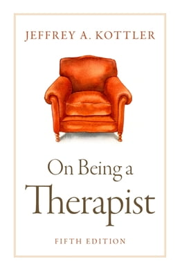 Book On Being a Therapist by Jeffrey Kottler