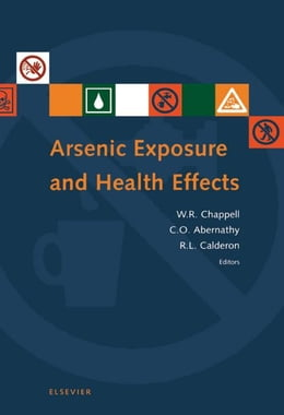 Book Arsenic Exposure and Health Effects III by Chappell, W.R.