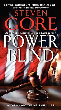 Book Power Blind: A Graham Gage Thriller by Steven Gore