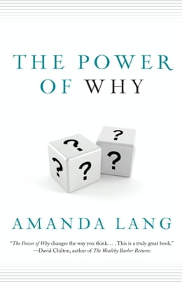 Book The Power of Why: Simple Questions That Lead to Success by Amanda Lang
