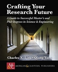 Crafting your Research Future: A Guide to Successful Master's and PhD Degrees in Science…