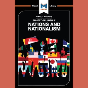 The Macat Analysis Of Ernest Gellner S Nations And Nationalism By John Chancer 9781912283323 Booktopia John chancer is an actor, known for казино рояль (2006), desperados: booktopia