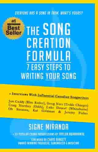 The Song Creation Formula: 7 Easy Steps to Writing Your Song