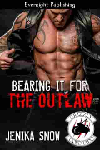 Bearing it for the Outlaw by Jenika Snow