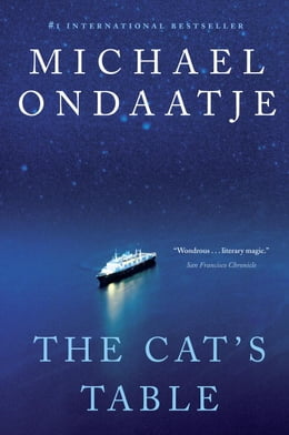 Book The Cat's Table by Michael Ondaatje