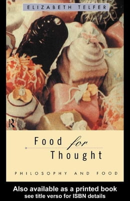 Book Food for Thought by Telfer, Elizabeth