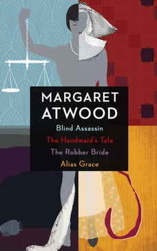 The Margaret Atwood 4-Book Bundle: The Handmaid's Tale; The Blind Assassin; Alias Grace; The Robber…