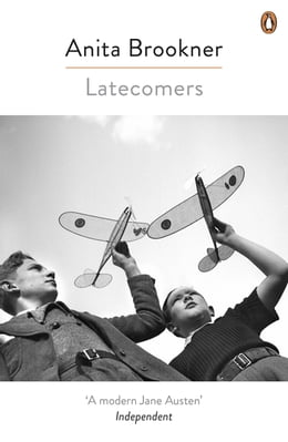 Book Latecomers by Anita Brookner