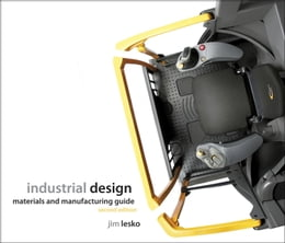 Book Industrial Design: Materials and Manufacturing Guide by Jim Lesko
