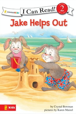 Book Jake Helps Out: Biblical Values by Crystal Bowman