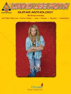 David Lee Roth - Guitar Anthology (Songbook)