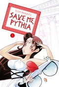 9791032802083 - Elsa Brants: Save Me, Pythia - Volume 1 - Livre