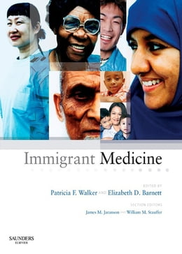 Book Immigrant Medicine: Text with CD-ROM by Patricia Frye Walker