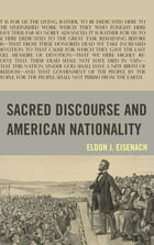 Sacred Discourse and American Nationality