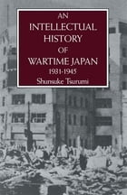 Intell Hist Of Wartime Japn 1931