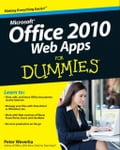 Office 2010 Web Apps For Dummies Deal
