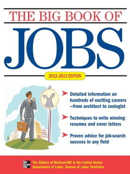 Book THE BIG BOOK OF JOBS 2012-2013 by McGraw-Hill Education