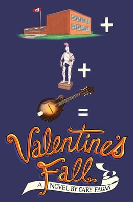 Book Valentine's Fall by Cary Fagan