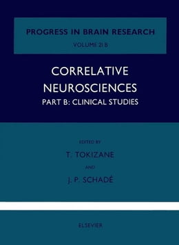 Book Correlative Neurosciences: Clinical Studies by Tokizane, T.