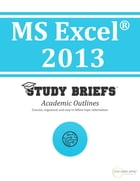 MS Excel ® 2013 by Little Green Apples Publishing, LLC ™