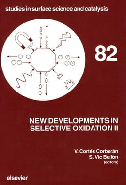 Book New Developments in Selective Oxidation II by Cortés Corberán, V.