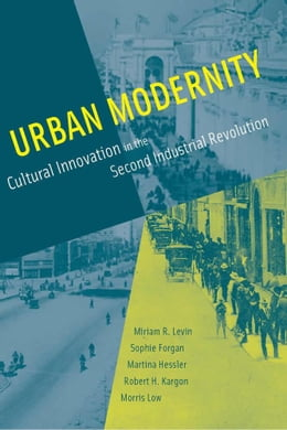 Book Urban Modernity: Cultural Innovation in the Second Industrial Revolution by Miriam R. Levin, Sophie Forgan, Martina Hessler, Robert H. Kargon, Morris Low