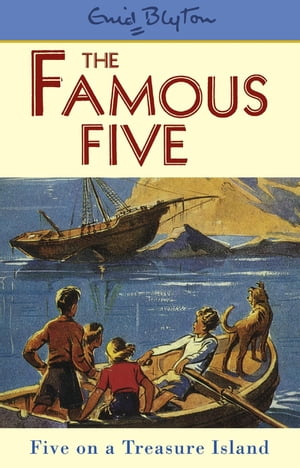 Five On A Treasure Island Book 1