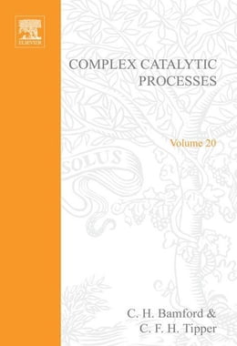 Book Complex Catalytic Processes by Bamford, C. H.
