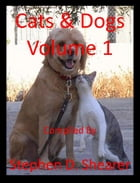 Cats & Dogs Volume 1 by Stephen Shearer