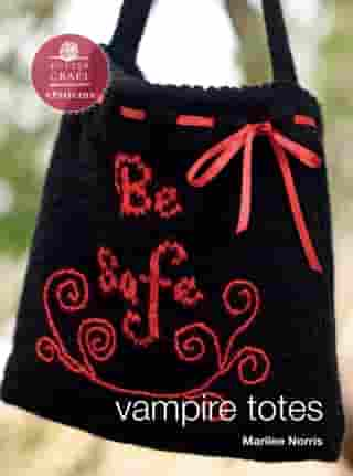 Vampire Totes: E-Pattern from Vampire Knits by Marilee Norris