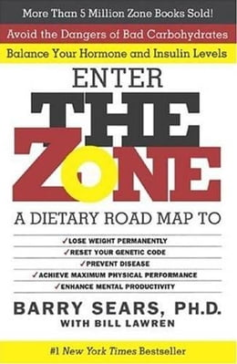 Book The Zone: Revolutionary Life Plan to Put Your Body by Barry Sears
