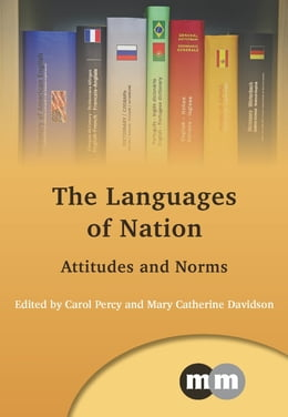 Book The Languages of Nation by Carol Percy