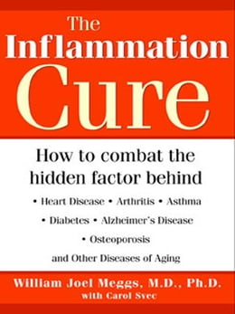 Book The Inflammation Cure by Meggs, William