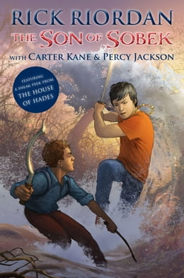 Book The Son of Sobek: A Disney Hyperion Short Story by Rick Riordan